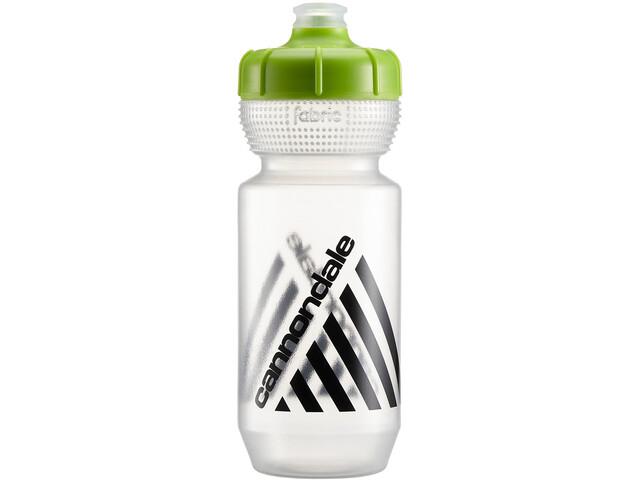 Cannondale Retro Bottle 600ml clear/green